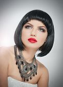 pic of shoulders  - Hairstyle and Makeup  - JPG