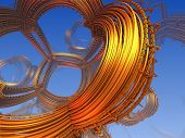 stock photo of fantastic  - Abstract background - JPG