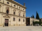 stock photo of baeza  - The City of Ubeda in Southern Spain - JPG