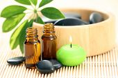 image of essential oil  - spa and wellness  - JPG