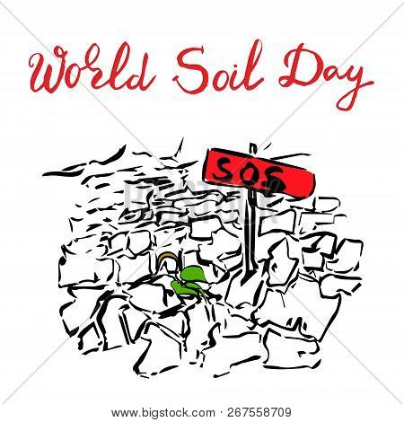 World Soil Day Abstract Concept
