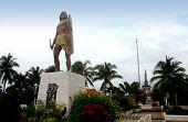 The Lapu Lapu Monument Cebu Philippines poster