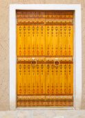image of riyadh  - Traditional arabic doorway  - JPG
