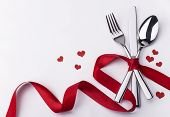 stock photo of knife  - Fork - JPG