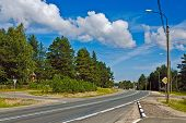 picture of murmansk  - Federal Highway M18  - JPG
