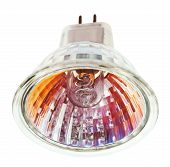 Multifaceted Reflector Halogen Light Bulb