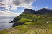pic of faroe islands  - G - JPG