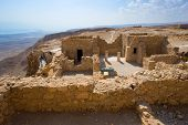 stock photo of masada  -