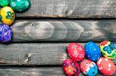 stock photo of easter basket  - Easter Egg - JPG