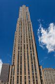 picture of rockefeller  - 30 Rockefeller Center in New York City - JPG