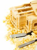 picture of chisel  - Woodworking - JPG
