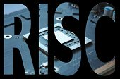 picture of cpu  - RISC is Reduced instruction set computing - JPG
