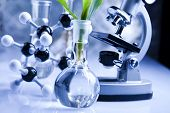 stock photo of genetic engineering  - Biotechnology - JPG