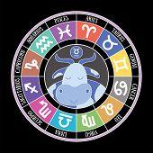 Zodiac Sign. Aquarius, Libra, Leo, Cancer, Pisces, Virgo, Capricorn, Sagittarius, Aries, Gemini, Sco poster