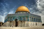 stock photo of aqsa  - Dome of the Rock  - JPG