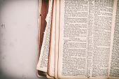 foto of scriptures  - The Bible and scriptures - JPG