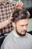 foto of barbershop  - Perfect styling - JPG