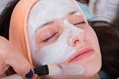 picture of facials  - Facial massage - JPG
