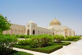 Muscat - Oman, Sultan Qaboos Grand Mosque