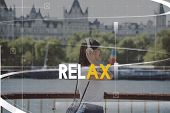 Leisure Chilling Freetime Calm Happiness poster