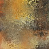 art paper texture for background in golden and brown colors