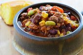 Chuckwagon Chili com Carne