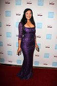 Vanessa Bronfman at the Peace Over Violence 42nd Annual Humanitarian Awards, Beverly Hills Hotel, Be
