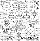 image of adornment  - Vintage design elements - JPG