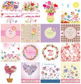 Greeting cards for Mother's Day