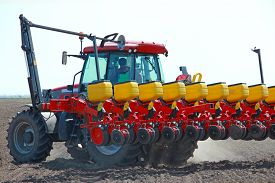 stock photo of chug  - Agricultural machinery - JPG