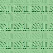 stock photo of designated driver  - Golf sport items seamless texture - JPG
