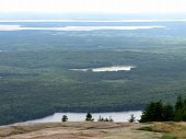foto of acadian  - Mountain Scenery view taken at Acadian National Park in Maine - JPG