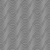 image of interlocking  - Seamless geometric background - JPG