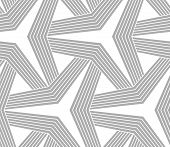 picture of tetrahedron  - Seamless geometric pattern - JPG