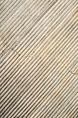 stock photo of building relief  - Concrete surface with striped relief and rich texture - JPG