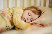 picture of sweet dreams  - sweet dreams of the toddler sweet girl - JPG