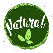 natural poster