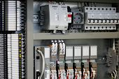 Programmable Logic Controllers Plc Based Control System. Selective Focus. poster