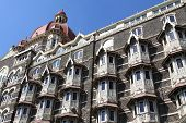 picture of british bombay  - luxury historic hotel Taj Mahal Palace in Mumbai  - JPG