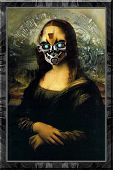stock photo of mona lisa  - Creative - JPG