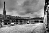 pic of handloom  - Photo of the halifax piece hall which used to be a wool exchange - JPG