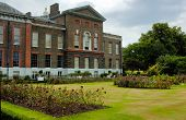 View Of Kensington Palace In Summer Day poster