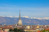 stock photo of turin  - City of Turin  - JPG
