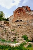 Church At Kaneo In Ohrid, Macedonia