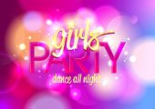 picture of hen party  - Girl - JPG