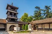 picture of ascension  - The Church of the Ascension of Jesus in Skopje - JPG