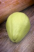 picture of christophene  - The chayote  - JPG