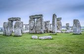 pic of stonehenge  - Mystical site of stonehenge - JPG