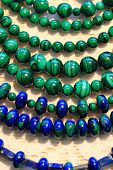 image of malachite  - malachite mineral fashion as nice natural background