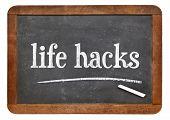 stock photo of hack  - life hacks  - JPG